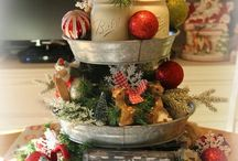Vintage Christmas Party Ideas