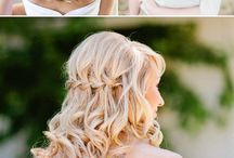 Wedding Hairstyles / by Jaime Bilohlavek