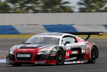 Audi R8 LMS Cup / Rounds 2&3 Thomas Fjordbach (DNK) Federal-Mogul Motorparts Team