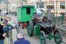 fred dibnah,steam, diesel and engins