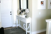 Entryway & Hallway / Decor. ideas / by Aida Agustin