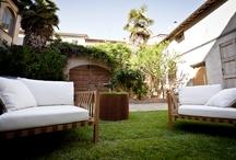 Landscape - Outdoor Living / Marocchi Habitat Design Details. Outdoor Living Imola, Italy