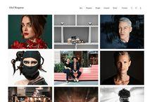 • WEB DESIGN •