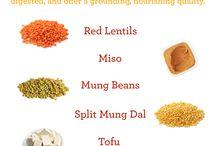 Vata Recipes and Info
