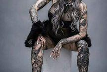 chuck zimmerman tattos design