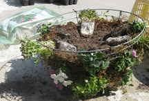 Hanging baskets / How to designs etc