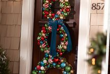Shut The Front Door ~ Wreaths for All Occasions ♥ / by Becky Oleson