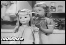 Doll vintage commercials