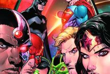 Heroes(DCcomics)!