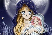 Sailor Moon..