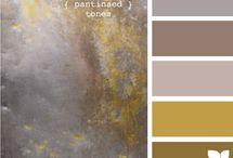 color palette / by Dializ arts