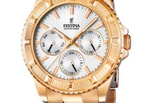 FESTINA - Boyfriend / Complement your boyfriend look  Watches that combine color with a large case. These watches are bound to seduce.