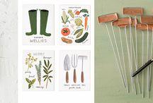 Garden Living / by Brittney Bomnin