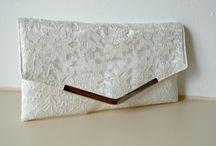 Designer Bridal Clutch Bags by Designed 4 You