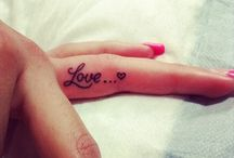 Tatuajes .! ❤️