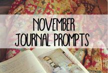 journaling stuff >>---> / I ❤️ to journal!!!!! / by Alexandra Shalton