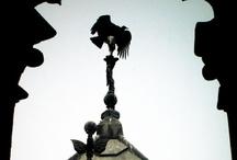 Presbítero Maestro / Secuencia de fotos que tomé en el Cementerio Presbítero Maestro.   https://www.facebook.com/pages/Museo-Cementerio-Presbitero-Maestro/105393842831773 / by Giuseppe Orellana