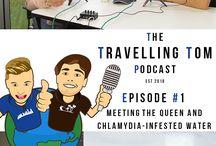 Travelling Tom Podcast | Travel Podcast