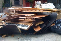 Smashed Pianos/ Misc. Ruins