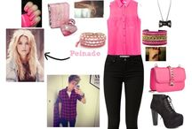 Polyvore outfits - Bands
