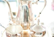 Tea and dish sets