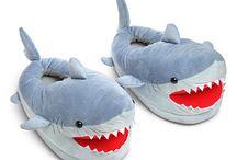 hausschuhe Haie kaufen