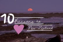 New Zealand.. Plans, Ideas and Places been! / All things New Zealand!