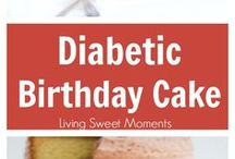 Diabetic birthday cakes