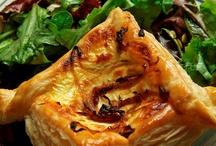 Savoury tarts and pies / Onion tart