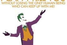 Joker & B-man
