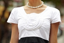 Affordable fashion / A look at items that I like and hope to eventually purchase. / by Amy Leider