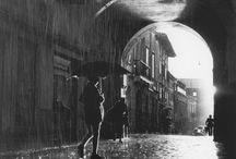 Kunst/ Regen