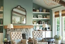 Rooms with style I covet / by Jennifer (alwaysinwonder)