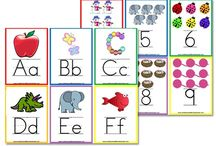 Letters and Phonics / by Rita Muller