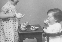 Tea Parties / by Gwynn Butterfield