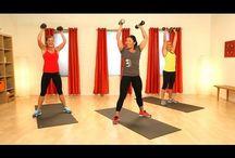 Workouts / by Ellen Malojo