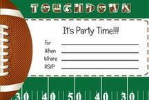 Football-Partys