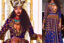 African inspired style