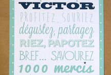 Baptême  Victor