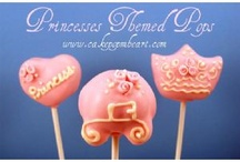 All Things Princess Theme / by Cake Pop My Heart
