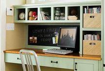 office / by Sarah Benoit