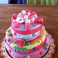 Self made birthday cakes / Taarten gemaakt door de jaren heen voor mijn kinderen, vrienden en familie en een aantal opdracht-taarten
