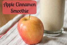 Smoothies! / I love making a breakfast drink and would like to try these smoothie recipes.