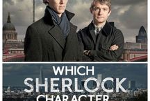 Sherlock Holmes / Know the 2010 series? If not you live in the past my friend.