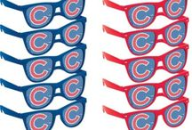 Chicago Cubs Baseball Party / Are you having a Chicago Cubs Party? Here are some party ideas to get your started.