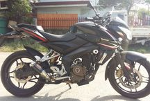 Most rented and wanted motorbikes / Motorbikes and scooters for rent.