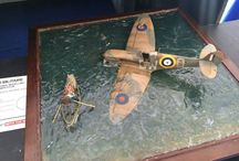Scale model aircraft