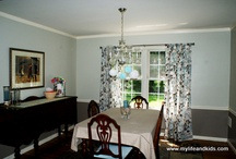 Decorating Ideas: Window Treatments / by Julie Dana