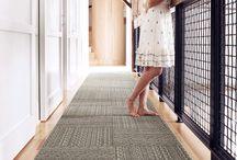carpet tiles etc.