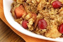 Fall Flavors / Recipes and ideas for yummy, fall comfort foods like apple crisp and pumpkin pie, and so much more!
